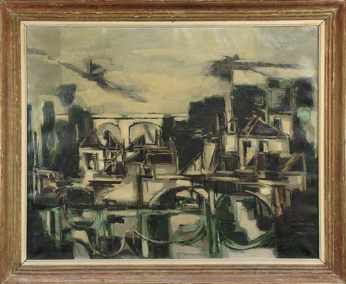 Painting, Claude Venard - 3