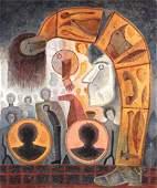 Painting, Alvaro Santiago