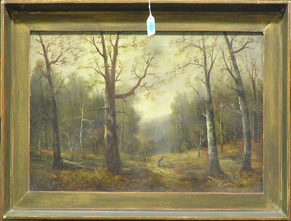 2: Painting Y.Wyatt Landscape European