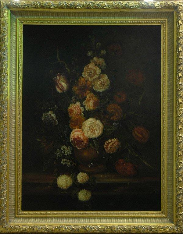 322: painting Still Life Marcello