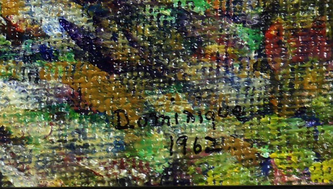 Painting, John A. Dominque - 3