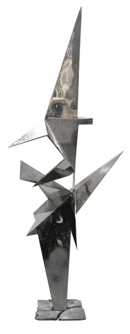"Sculpture, Leonardo Nierman, ""Cosmos"" - 2"