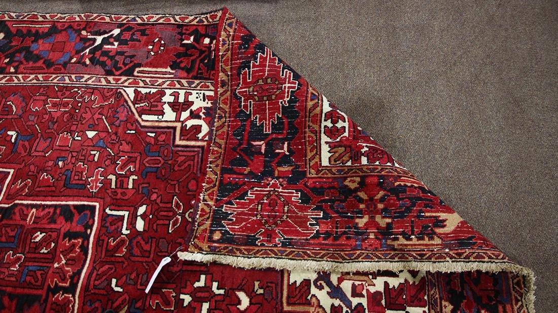 Persian Heriz carpet - 3