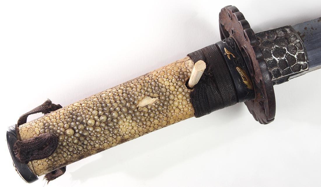 Japanese  Sword, Wakizashi - 6
