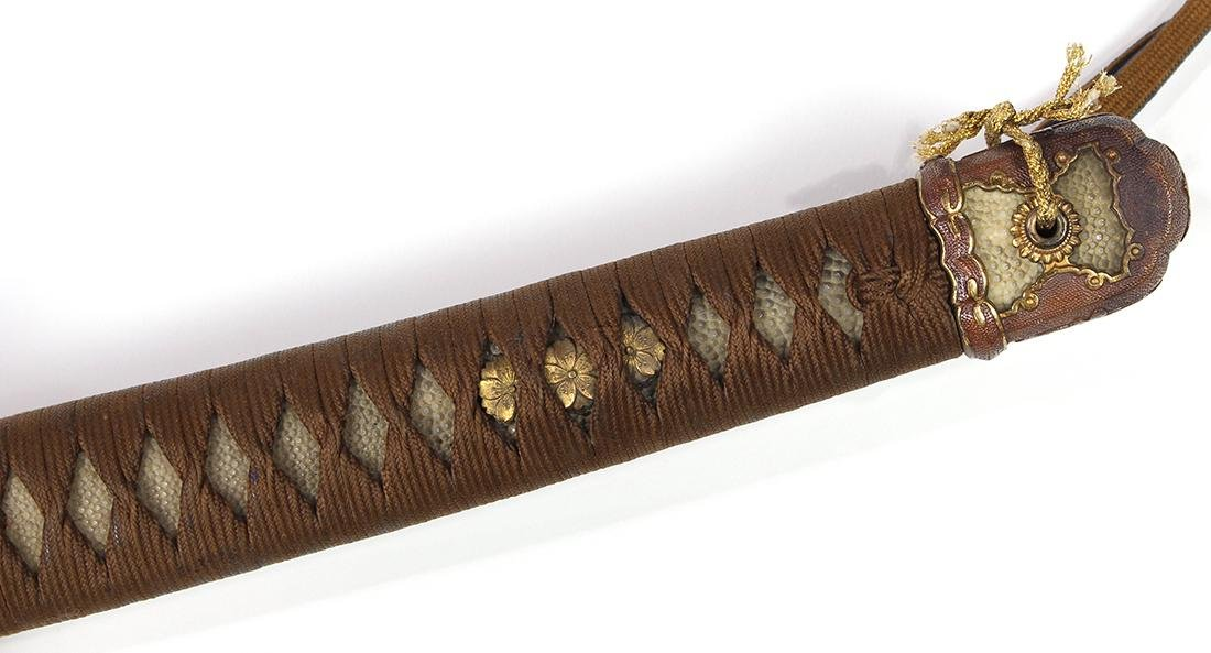 Japanese Military Sword, Gunto, Katana - 6