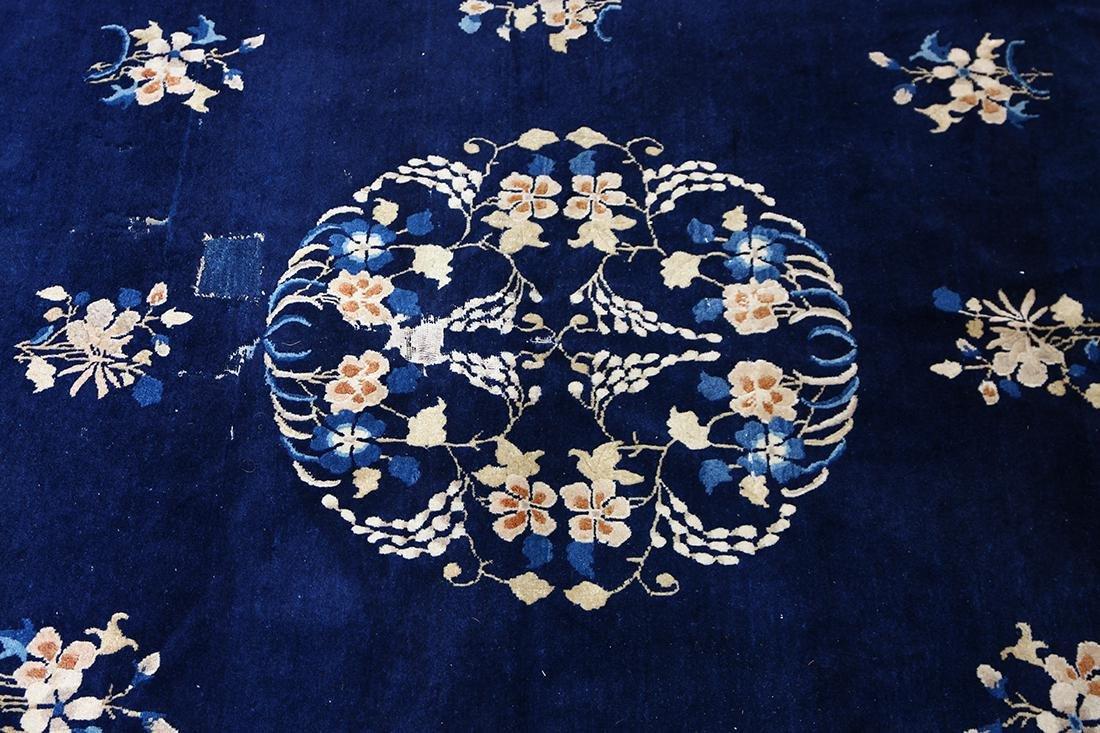 Chinese Peking rug - 2