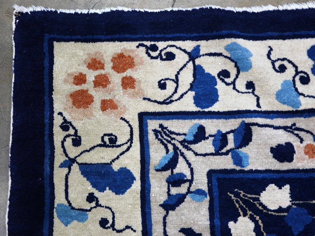 Chinese Peking rug - 4
