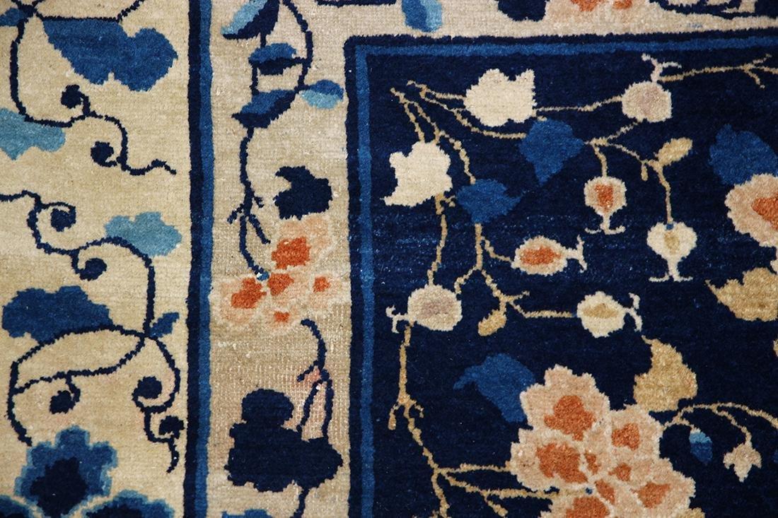 Chinese Peking rug - 6