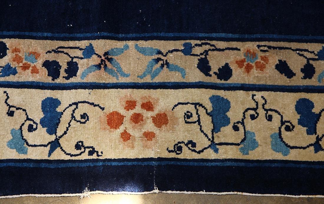 Chinese Peking rug - 7