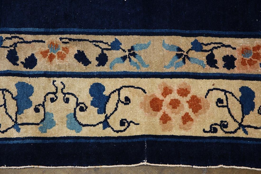 Chinese Peking rug - 8