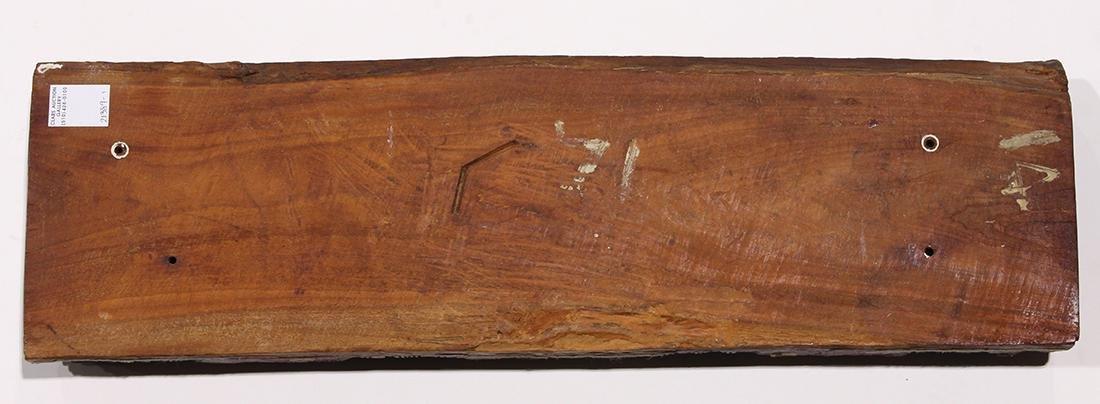 Indian Wooden Carved Panel, Dancers - 2