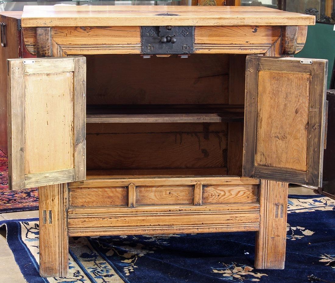 Chinese Wooden Storage Chest - 2