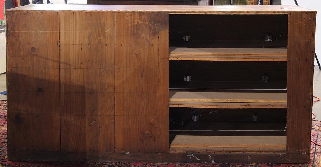 Japanese Wood Tansu - 3