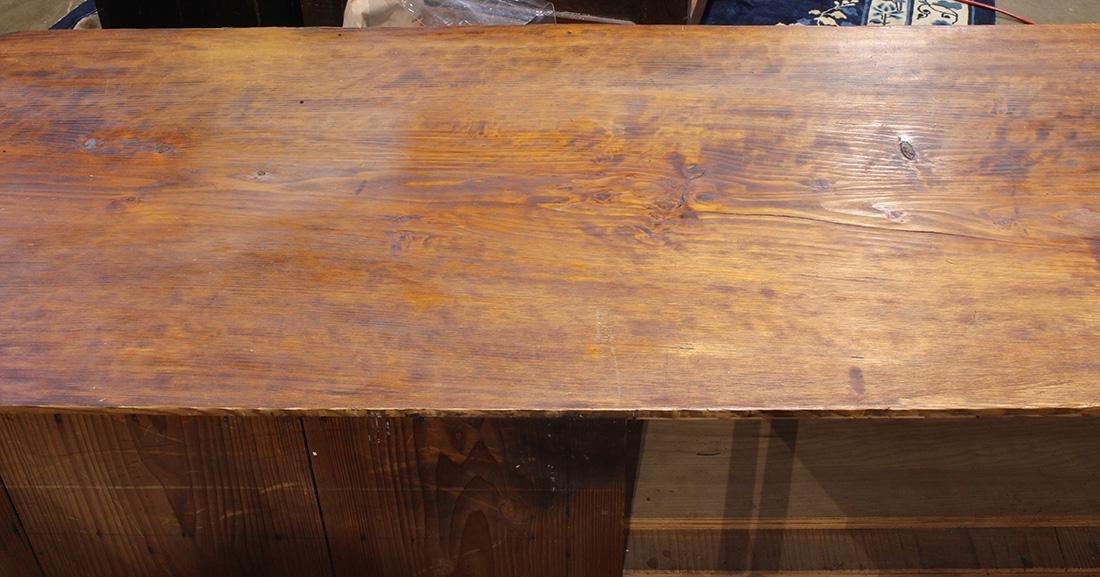 Japanese Wood Tansu - 4