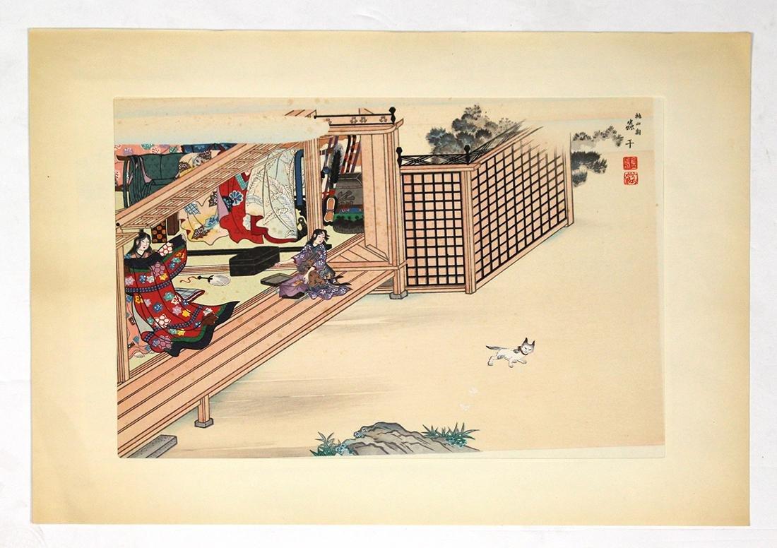 Japanese Woodblock Prints, Koitsu - 3