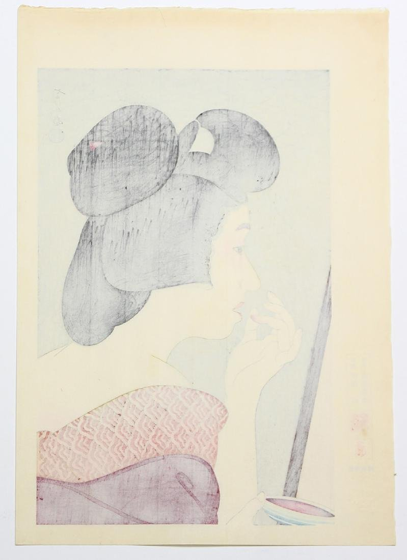 Japanese  Woodblock Prints, Torii Kiyotada  , - 4