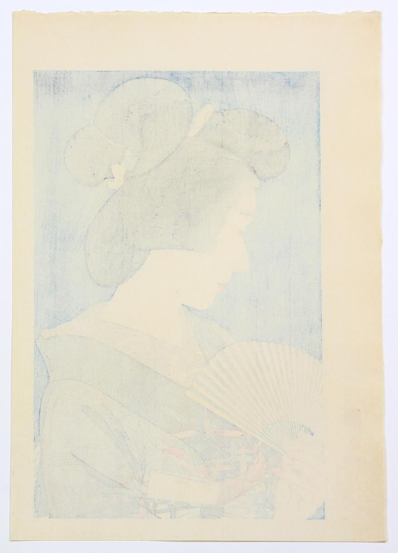 Japanese  Woodblock Prints, Torii Kiyotada  , - 7