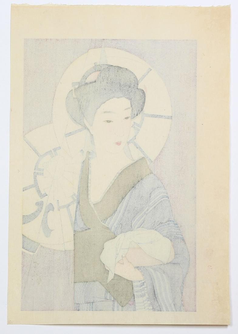 Japanese Woodblock Prints, Torii Kiyotada/Kotondo - 4