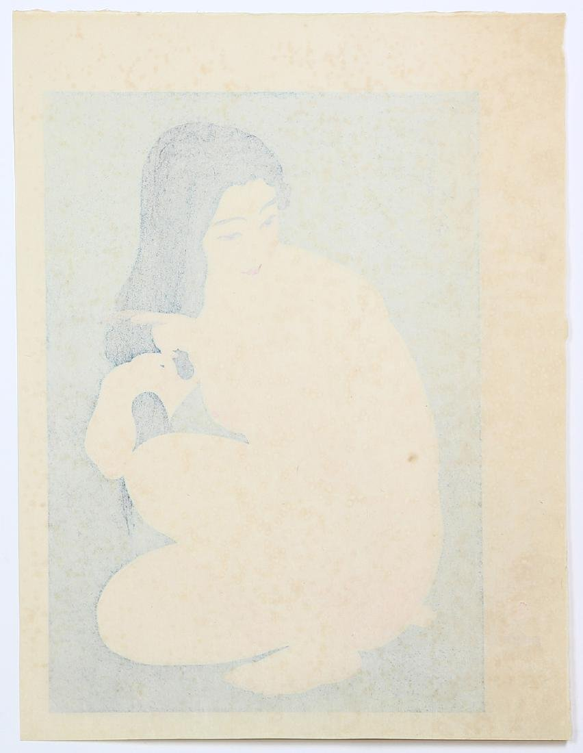 Japanese Woodblock Prints, Torii Kiyotada/Kotondo - 7