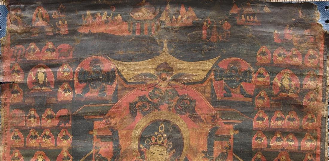 Himalayan Thangka, Tara - 3