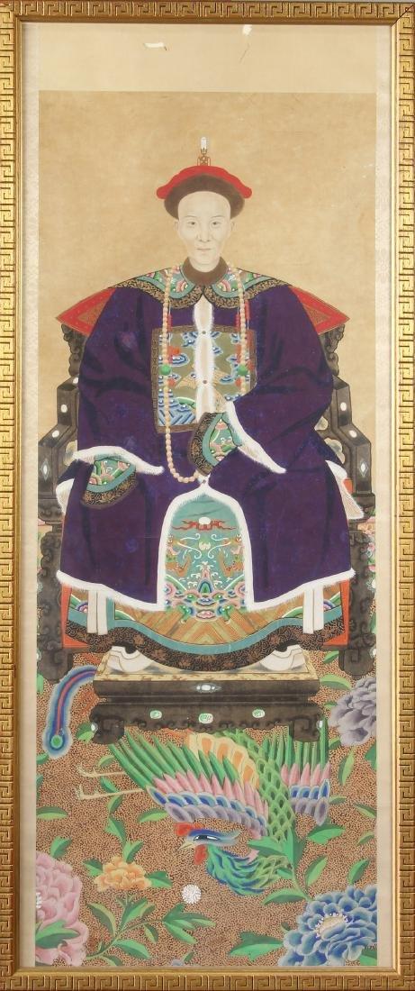 Chinese Ancestor Portraits - 2
