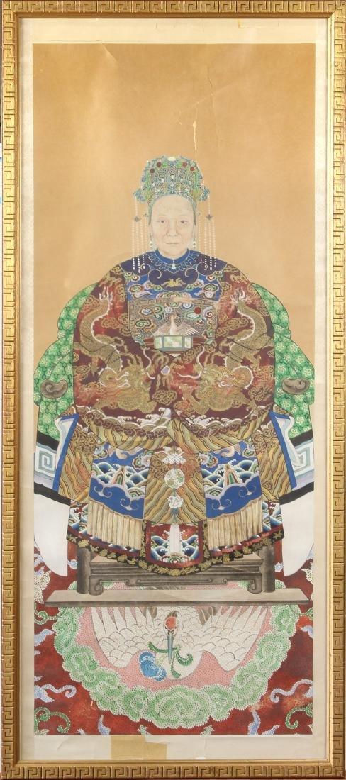 Chinese Ancestor Portraits - 3