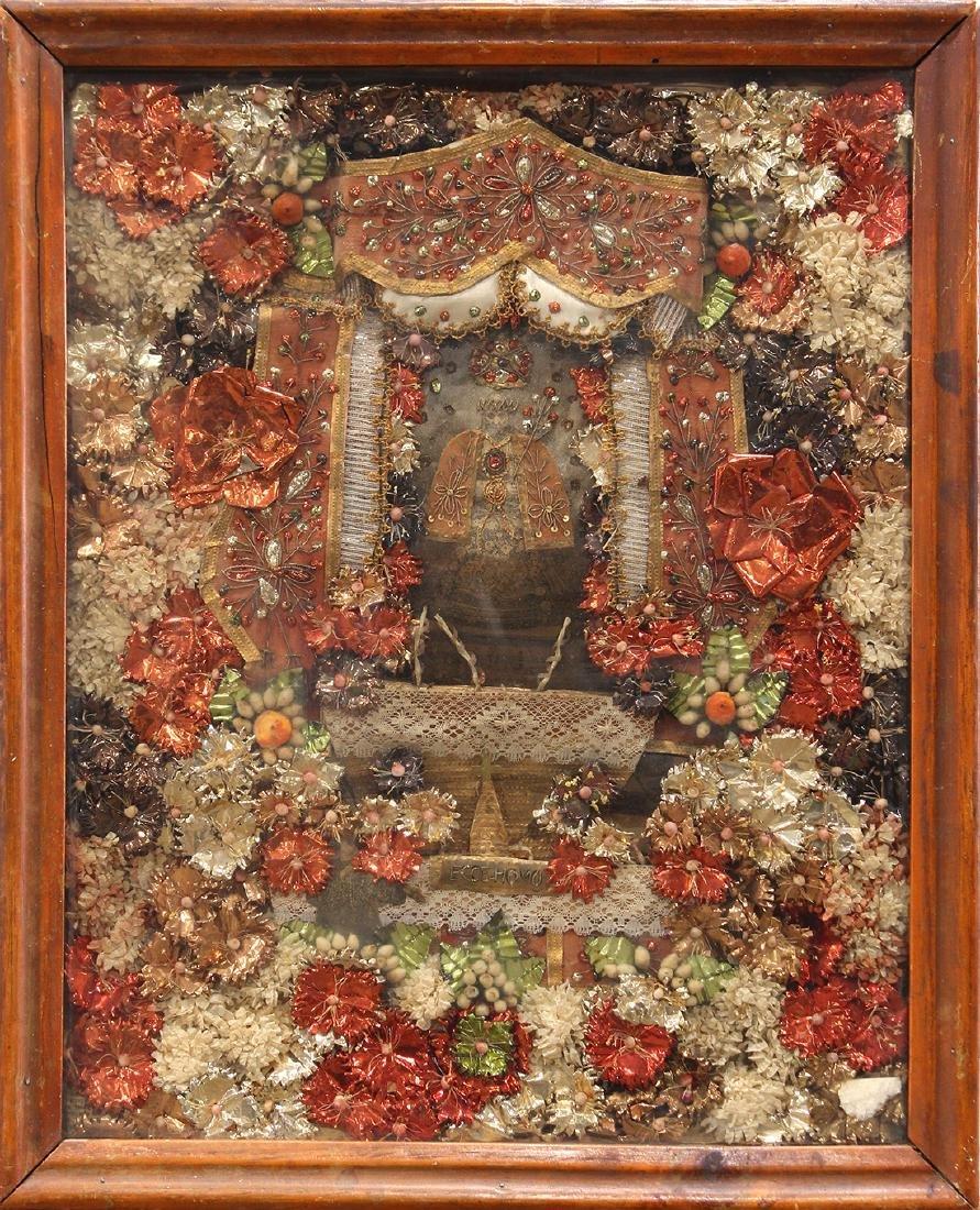 Mexican religious icon