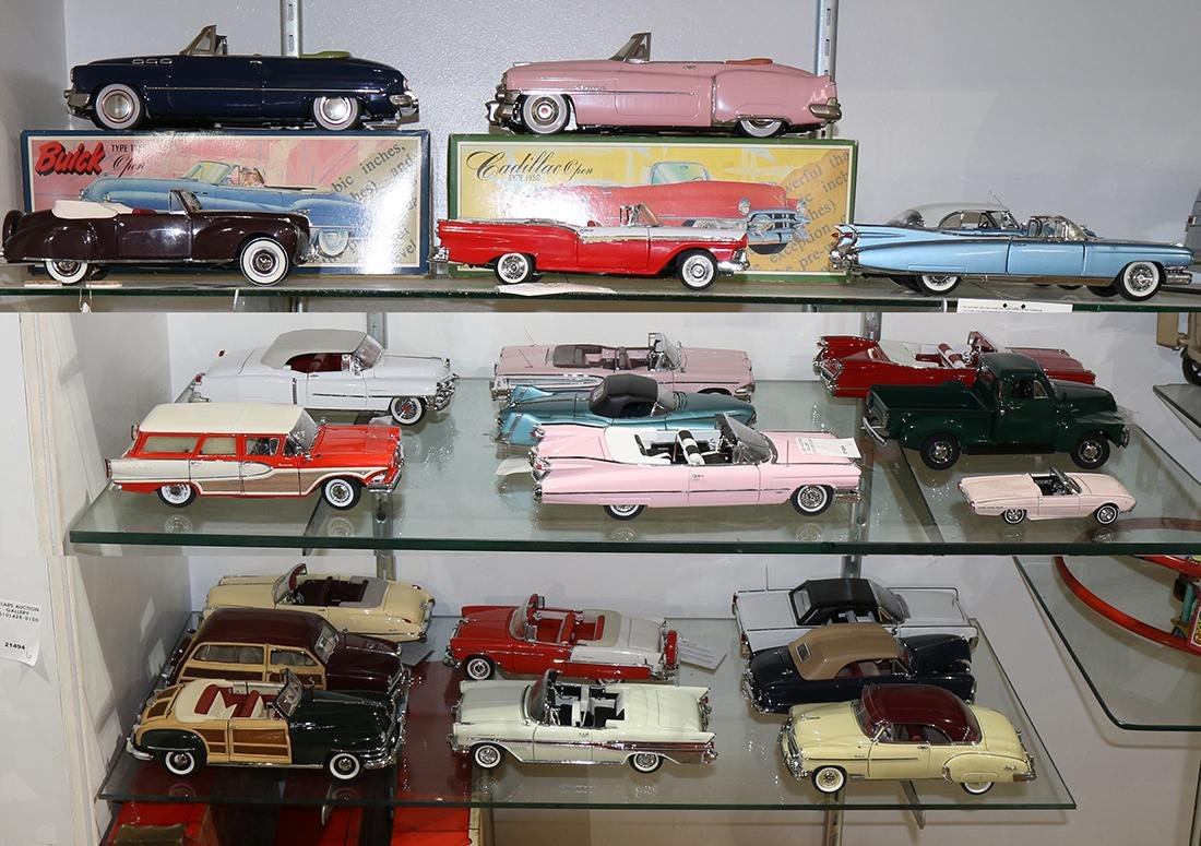 Model toy car group