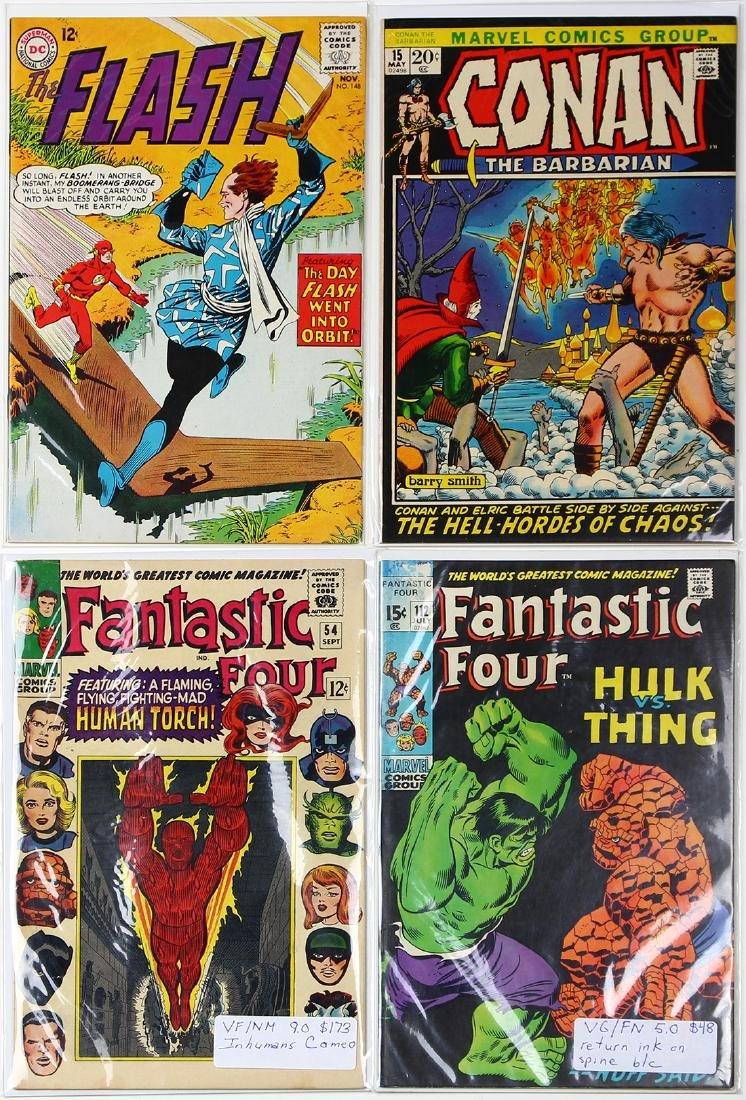 Vintage Marvel and D