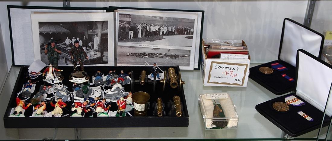 Collection of Miscellaneous military ephemera,