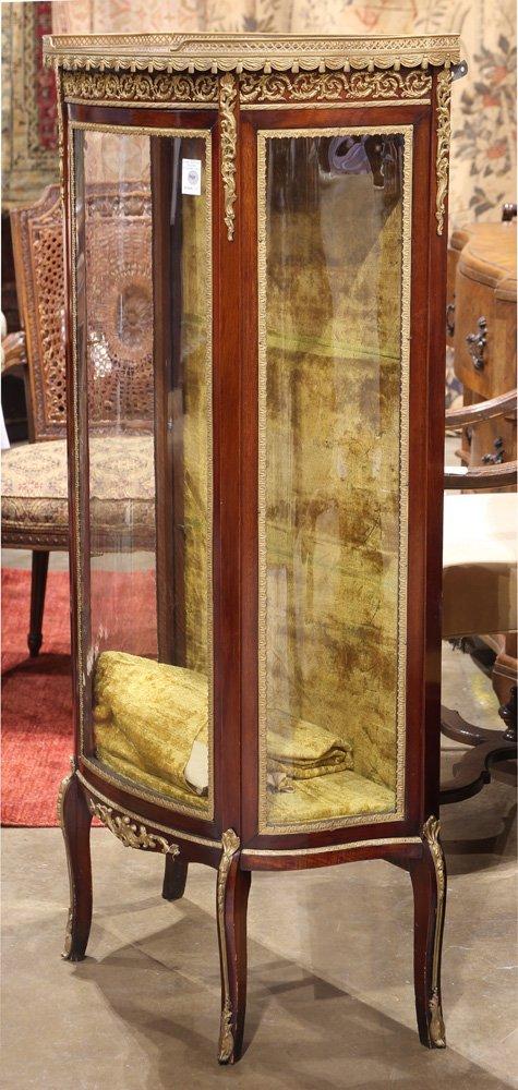 Louis XV style vitrine - 2