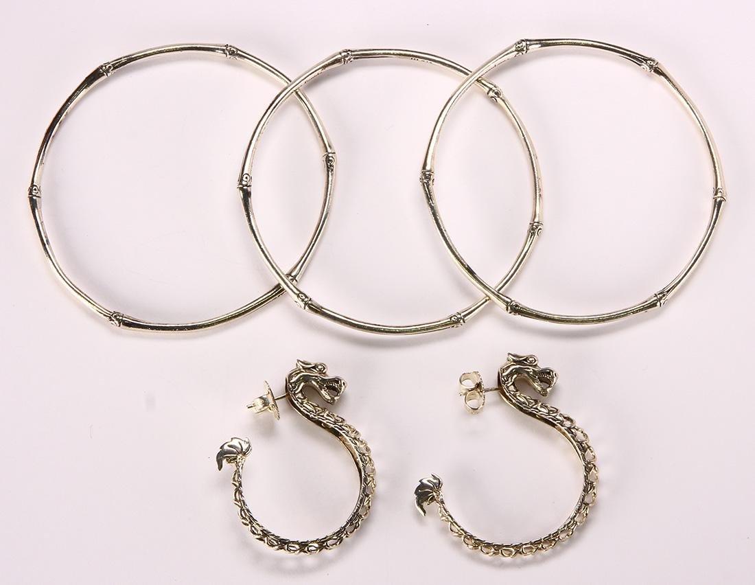 John Hardy sterling silver jewelry