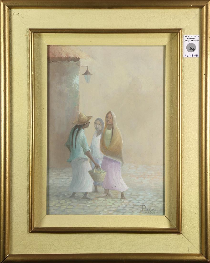 Painting, Three Women, 1968