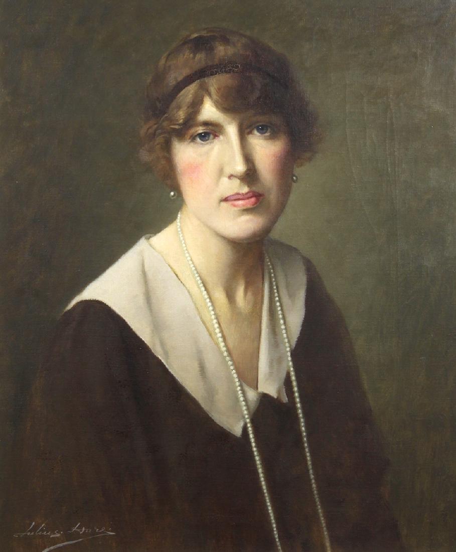 Painting, Julius Hare - 2