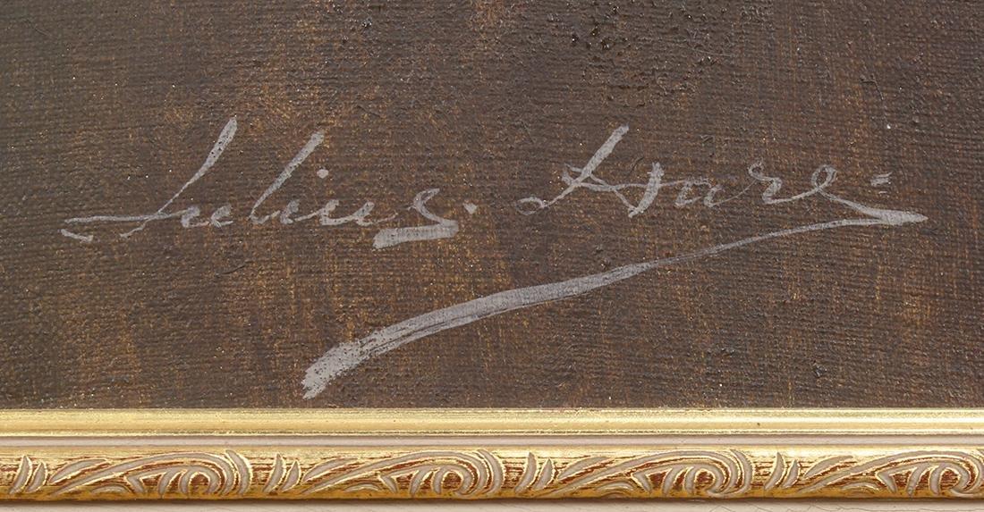 Painting, Julius Hare - 5