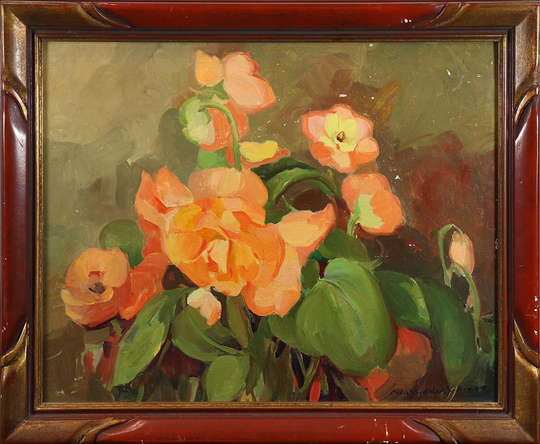 Painting, Nell Gertrude Walker Warner