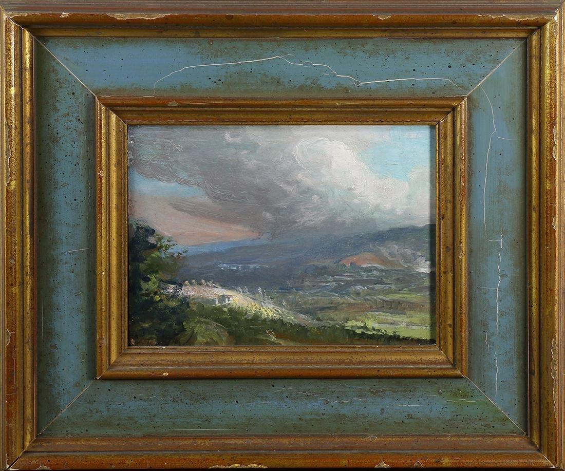 Painting, Frank Mason