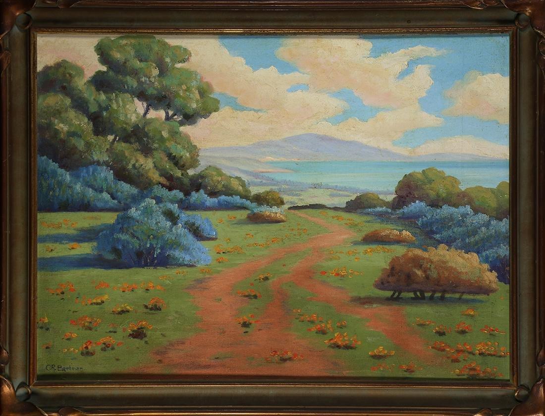 Painting, Cecil Ramona Brehman