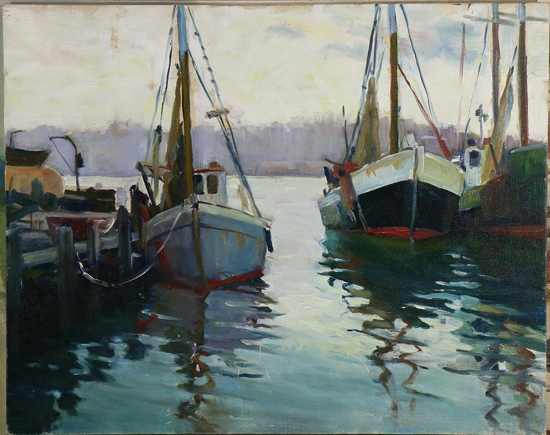 Paintings, Howard Rich
