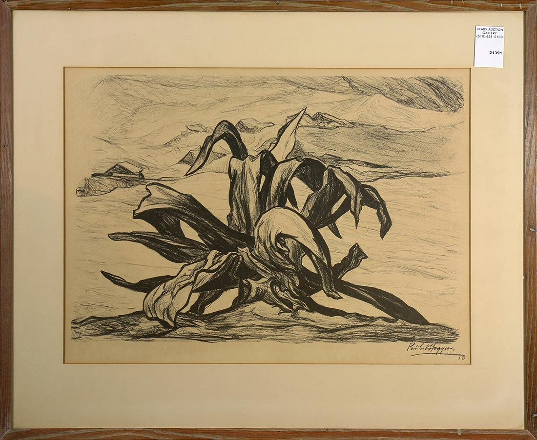 Print, Pablo Esteban O'Higgins