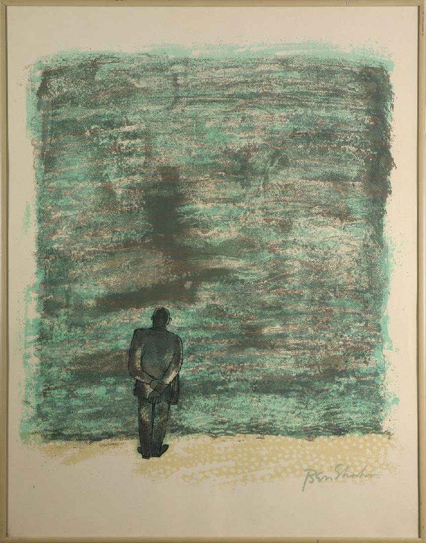 Print, Ben Shahn