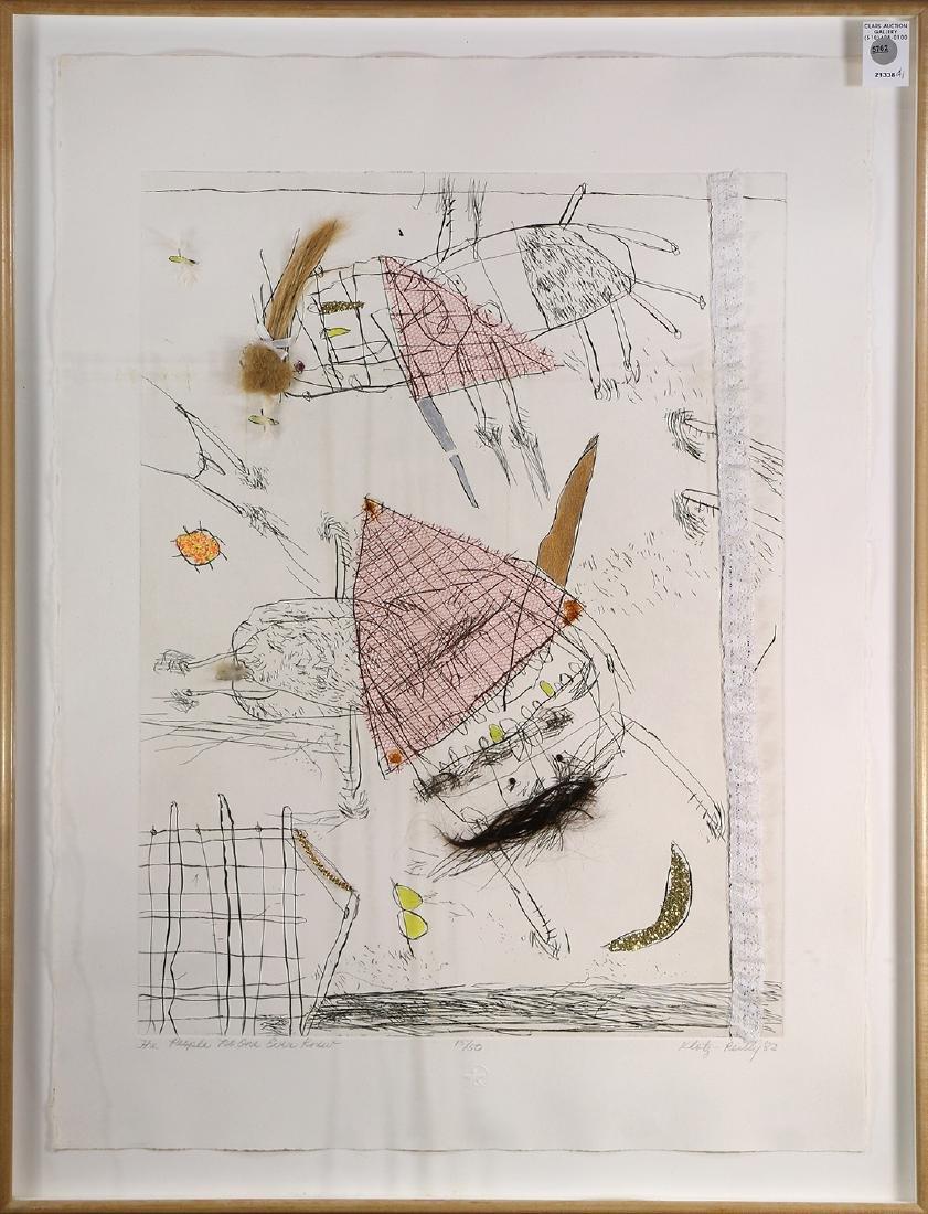 Print, Suzanne Klotz-Reilly