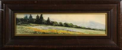 Watercolor, Marie E Hoesch