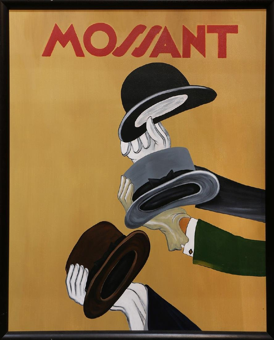 Painting, After Leonetto Cappiello