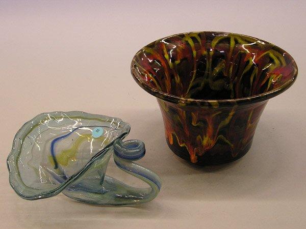 21: Art glass