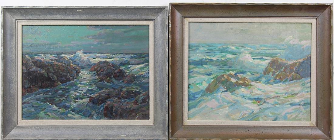 Paintings by Karl Schmidt