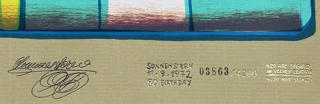 Print, Friedensreich Hundertwasser - 6