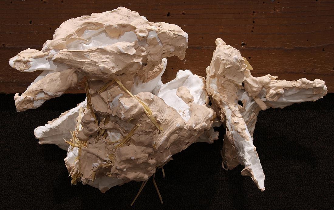 Wall sculpture, John Connell