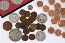 United States coin collection, 19th/20th Century,
