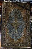 Persian Tabriz carpet 69 x 45